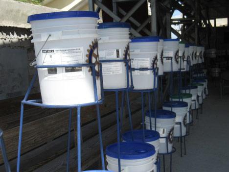 Haiti Water Filters