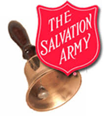 handbell with The Salvation Army logo